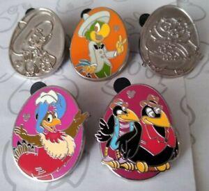 Disney-Birds-2014-Hidden-Mickey-Series-Set-WDW-DLR-Choose-a-Disney-Pin