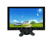 Ultra Thin 10.1'' HD 1024*600 TFT LCD HDMI VGA Audio Video Car Rear View Monitor