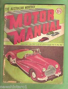 XX-AUSTRALIAN-MOTORCAR-MAGAZINE-MOTOR-MANUAL-SEPTEMBER-1950