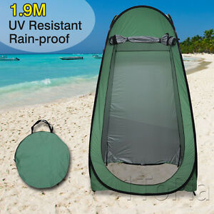 Image is loading Pop-Up-Shower-Changing-Tent-Beach-C&ing-Portable- & Pop Up Shower Changing Tent Beach Camping Portable Private Outdoor ...
