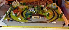 Z Scale Z Gauge Handmade Model Train Layout
