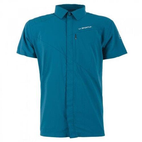 La Sportiva Chrono Shirt (M) Lake