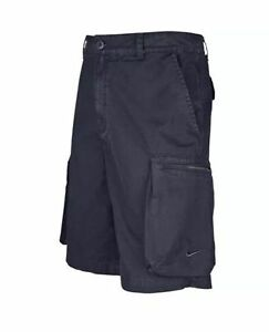 90c82e11690 Details about NWT Nike Mens Performance Cargo Shorts Size 30 32 34 613644