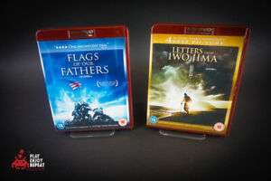 HD-DVD-FLAGS-OF-OUR-FATHERS-and-LETTERS-FROM-IWO-JIMA-Clint-Eastwood-Bundle