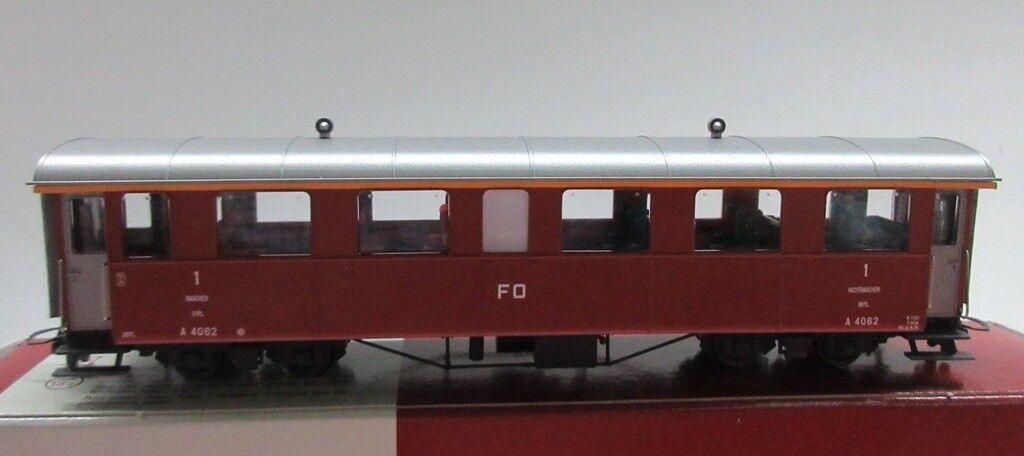 BEMO 3246 232/3246232  a 4062 trasformazione auto 1 classe traccia h0m corrente continua DC NUOVO