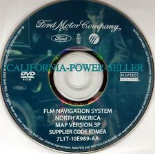 FORD LINCOLN MERCURY NAVIGATION DISC DVD CD NAVAGATION DISK GPS OEM MAP 3P