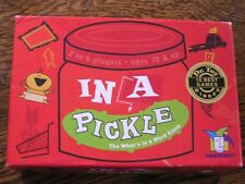 2004 Gamewright IN a PICKLE What's in a Word Game For 2-6 Players Ages 10+~~NIB!