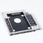 2nd-HDD-SSD-Festplatte-Caddy-fuer-MacBook-Pro-2009-2010-2011-2012-swap-UJ-8A8-DVD Indexbild 2