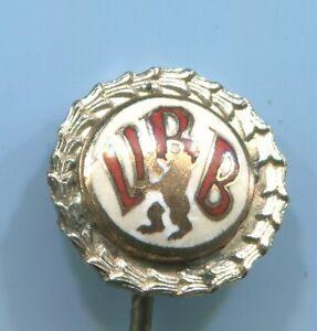 Fußball-Abzeichen / Silberne Ehrennadel vor 1945 des VBB aus Berlin