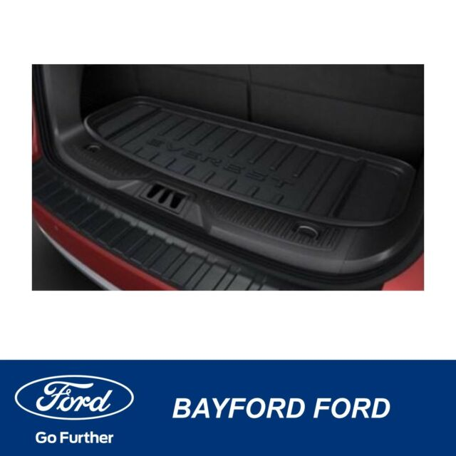 POLY RUBBER CARGO TRAY LUGGAGE MAT FORD EVEREST UA BRAND NEW GENUINE FORD PART