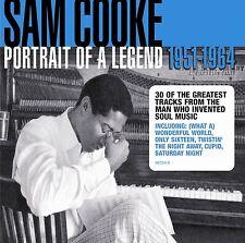 SAM COOKE - PORTRAIT OF A LEGEND  CD NEU