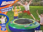 Inflatable Banzai Bounce Water Backyard Trampoline! 72