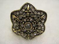 Heidi Dausunforgettable Lavaliere Size 10 (sim.cream Pearl) Ring (orig.$59.95)