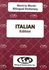 English-Italian & Italian-English Word-to-Word Dictionary: Suitable for Exams by C. Sesma (Paperback, 2010)