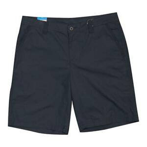 Columbia Men's Navy Washed Out Short (Retail $40) (464)