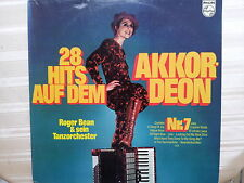 28 Hits auf dem Akkordeon Nr.7