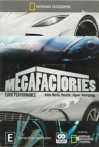 Megafactories-Euro-Performance-New-but-UNSEALED-2-DVD-Set-Region-4