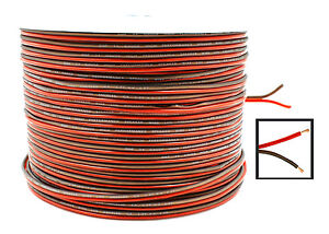 DNF 14 Gauge Speaker Wire For Car Audio Home Speaker Cable 500 Feet - SHIPS FREE