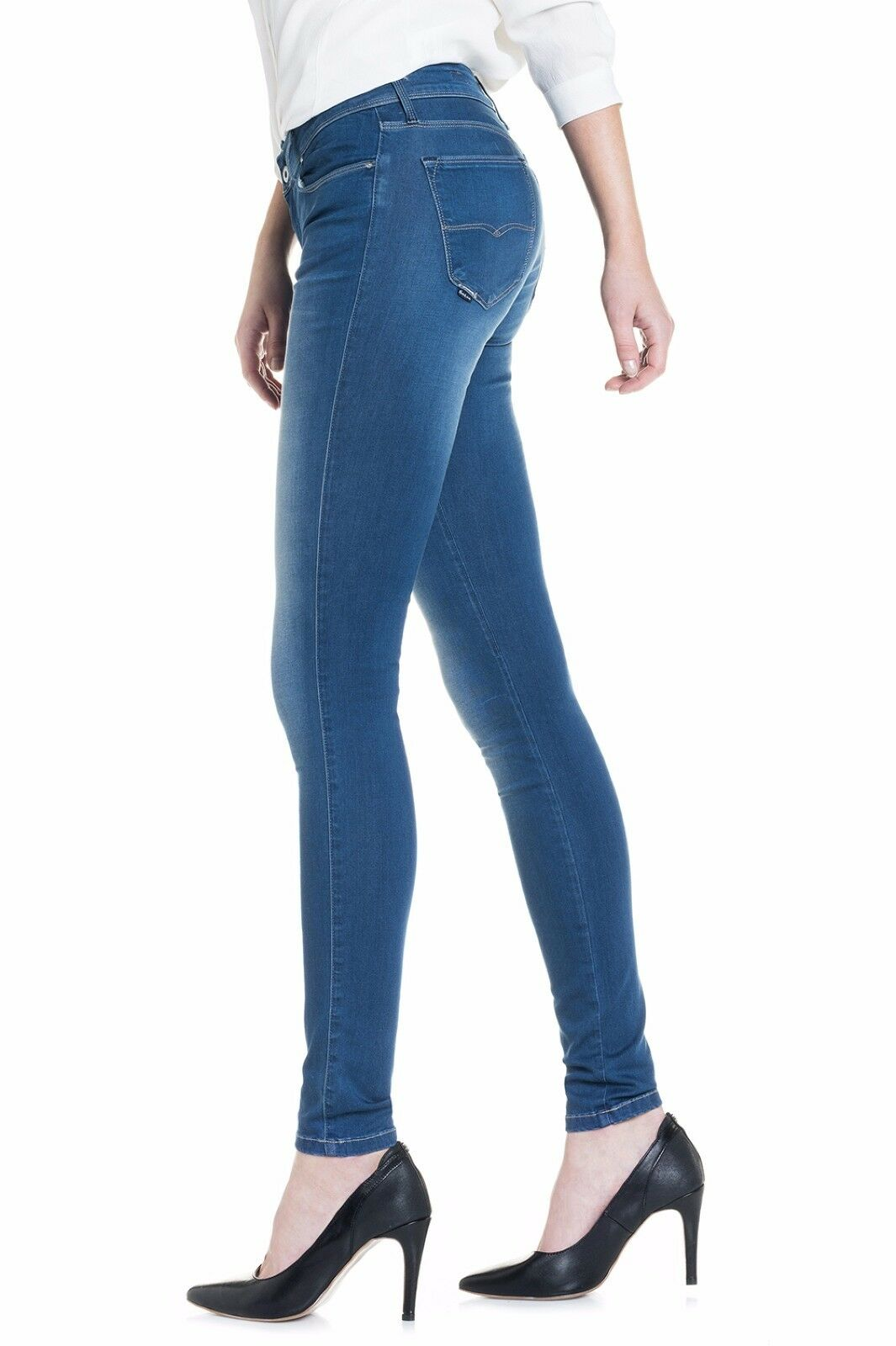 JEANS SALSA COLETTE SOFT TOUCH SKINNY 114128 DONNA