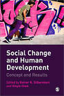 Social Change and Human Development: Concept and Results by SAGE Publications Ltd (Hardback, 2010)