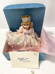 Madame-Alexander-034-Glinda-the-Good-Witch-034-Doll-473-Pristine