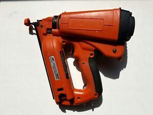 Working Paslode Impulse Cordless Nail Gun Ebay
