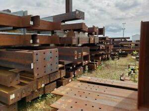Surplus Structural Steel Canada Preview