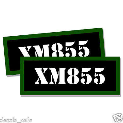 "Spent Casings Ammo Can Labels for Ammunition Case 3.5/"" x 1.50/"" stickers decals"