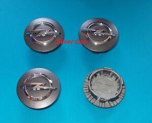Enjoliveur-pour-Jantes-en-Alliage-Invendu-Opel-Gris-Diametre-54-MM