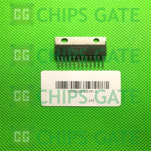 2PCS UDN2965W-2 ZIP,HIGH-CURRENT HALF-BRIDGE PRINTHEAD//MOTOR