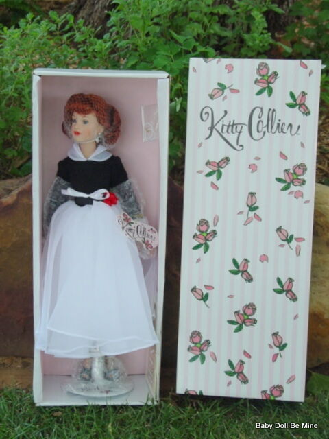 Retired Kitty Collier  American Beauty  by Robert Tonner 18  Doll