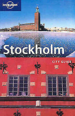 """""""AS NEW"""" Stockholm (Lonely Planet City Guides), Ohlsen, Becky, Book"""