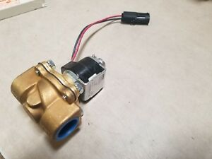 Parker-12f23o2348a0hz0580-Solenoid-Valve-24vdc-New-out-of-box