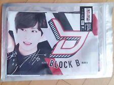 BlockB Block B KPOP Photo Cheer Slogan Towel JaeHyo U Kown B Bomb P.O TaeI