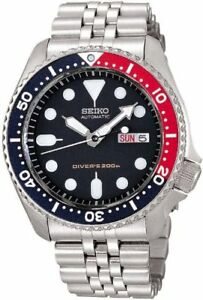 SEIKO import Watch Overseas Model Navy SKX009KD Men's Japan import