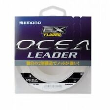 Blackwater Shock Leader 50lb x 50meters Toray Very Clear//Strong Fluorocarbon