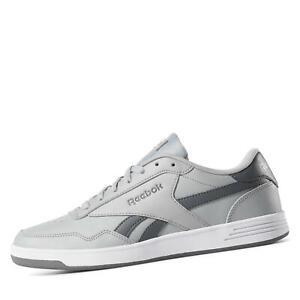 Details zu Reebok Techquet Herren Sneaker Halbschuhe Schnürer Freizeitschuhe Schuhe grau