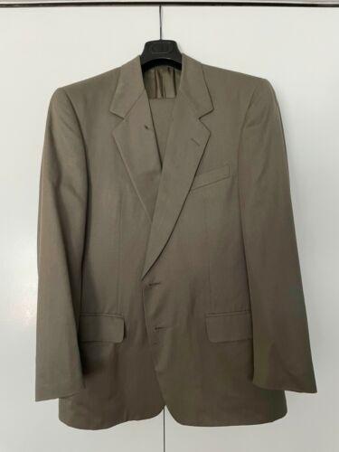 Gucci 2000s (Tom Ford era) Mens Silk Wool Suit - S