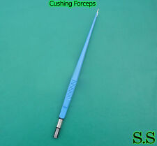 Bipolar Cushing Forceps 9 Reusable Electrosurgical Instruments El 008