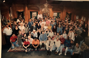 """8x10 Cast + Staff Photo of NBC's """"Another World"""" Soap ..."""