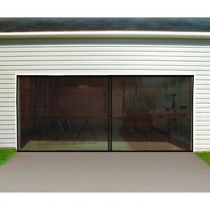 Bon Details About Garage Workshop Porch MESH Privacy SCREEN FLY BUG PRIVACY  GARAGE MESH SCREEN