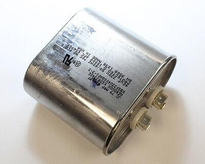 AEROVOX 40uF 250VAC Motor Run Capacitor W46A2540M23