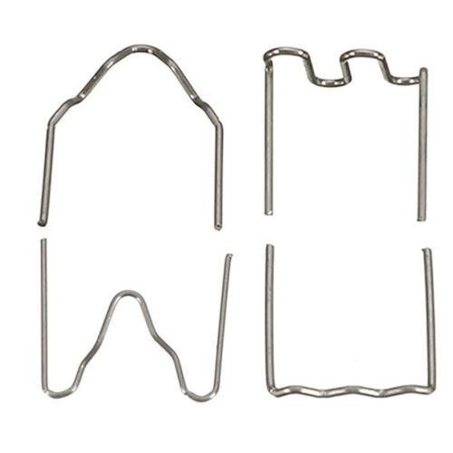 Hot Staples For Car Bumper Fender Welder Stapler Plastic Repair Kit Welding Use