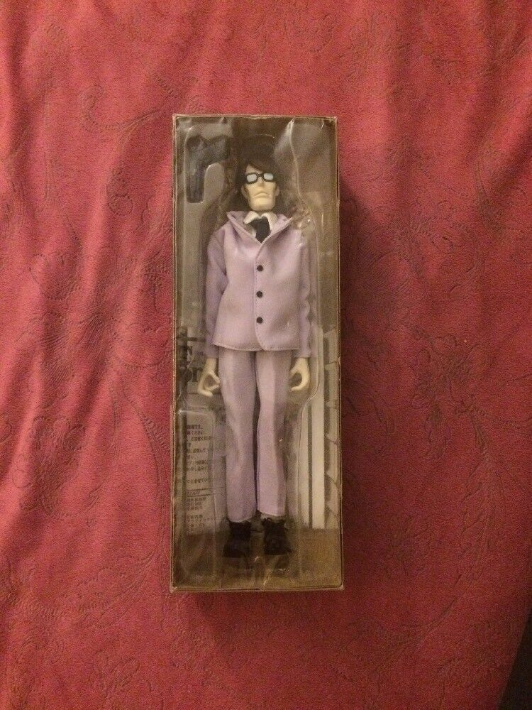Poupée Doll Okosama Lunch Lupin Edgar Stylish Collection Medicom Toy Limited Ed.