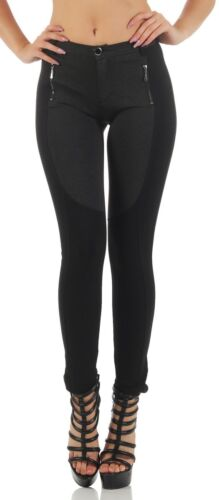 11167 Hautenge Treggings Leggings Hose pants Stretchhose Damenhose