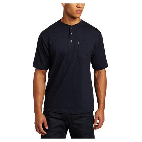 KEY Industries Heavyweight Henley T-Shirt 825