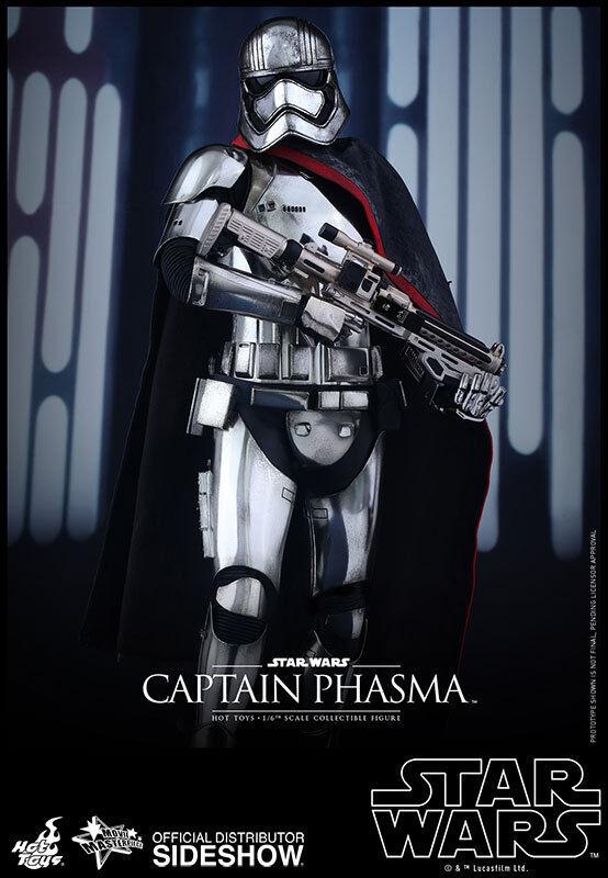 Captain Phasma Movie Masterpiece Series - Sixth Scale Figure