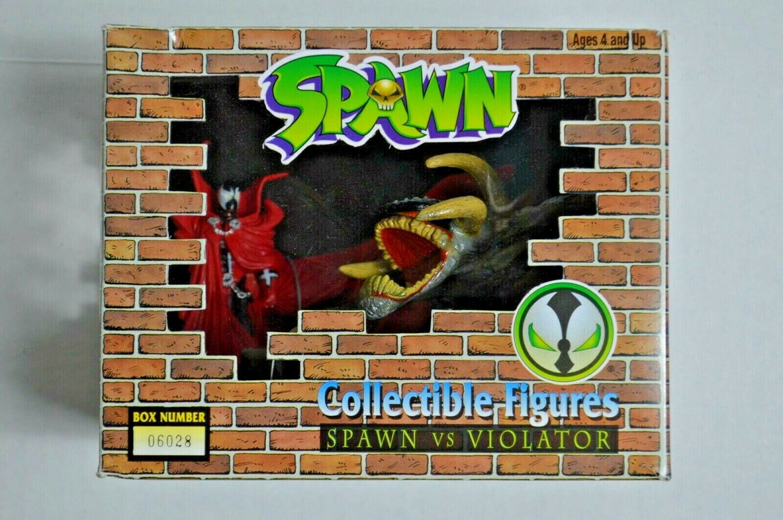 RARE Todd Todd Todd Toys Spawn Vs purpletor FAO black Limited Edition Exclusive SET 570871