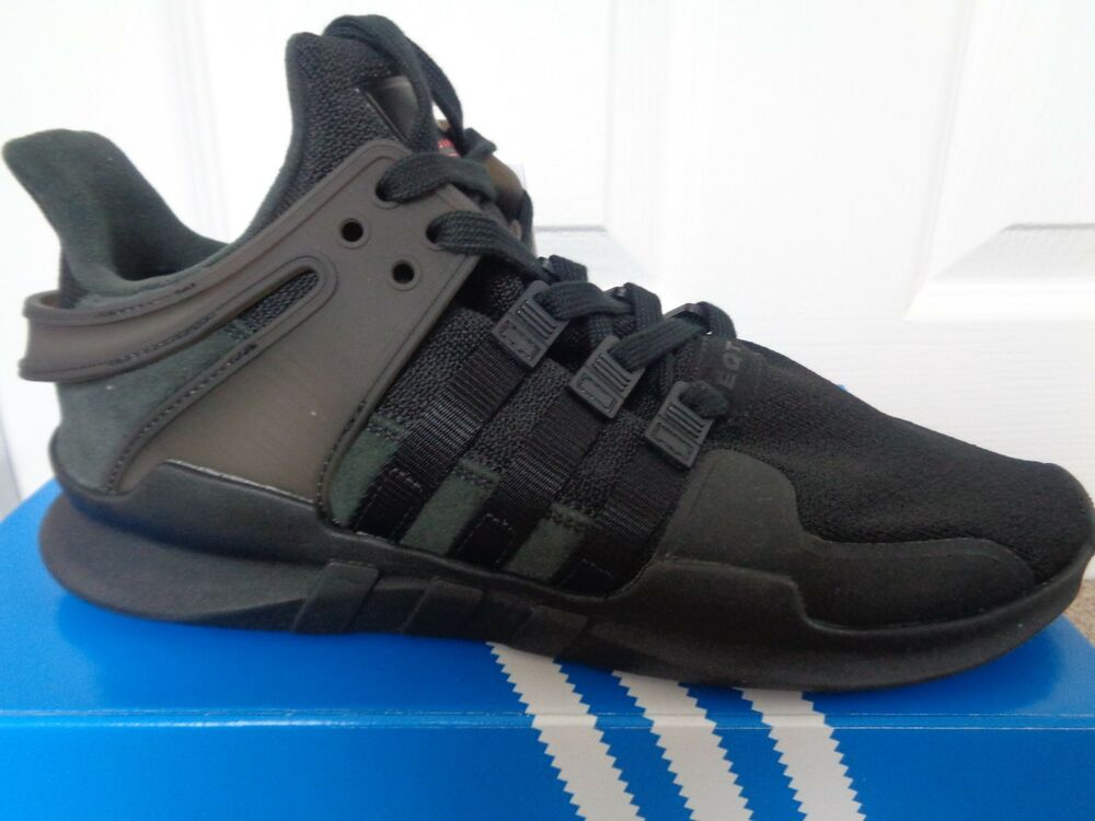 Adidas EQT Support ADV Entrainement Baskets BB1304 UK 8.5 EU 42 2/3 US 9 Neuf + Boîte-