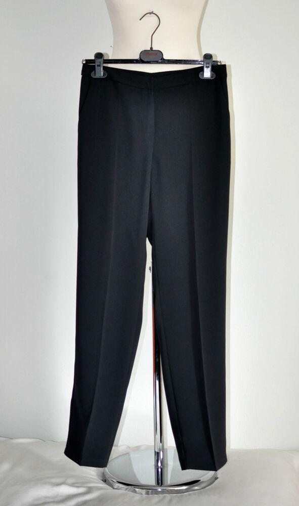Minx T 40 Business Pantalon Jiu Noir Neuf